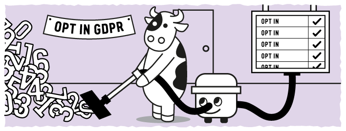 GDPR compliance: Data opt in