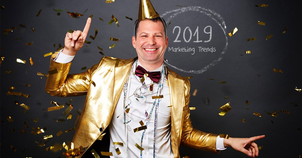 marketing predictions for 2019